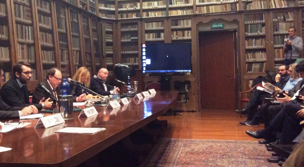 Foto Ricci evento Formiche