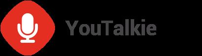 logo youtalkie