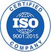 Certificazione ISO 9001 2015